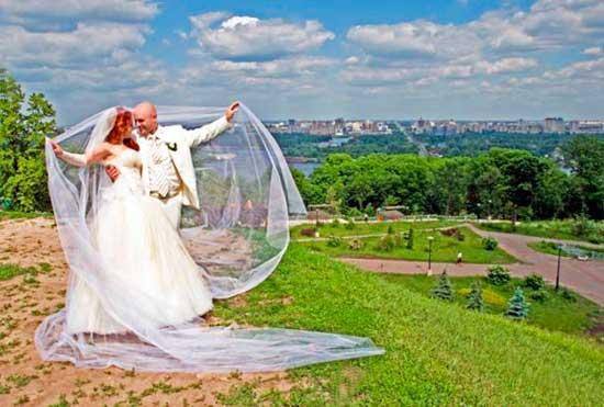 Съемка свадьбы и волнение