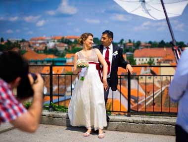 Как снять свадьбу на видео