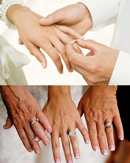 Свадебные кольца обычаи и приметы