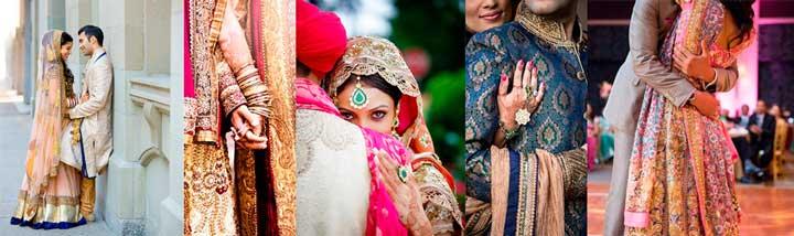Макияж на индийской свадьбе