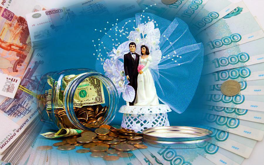 Считаем расходы на свадьбу