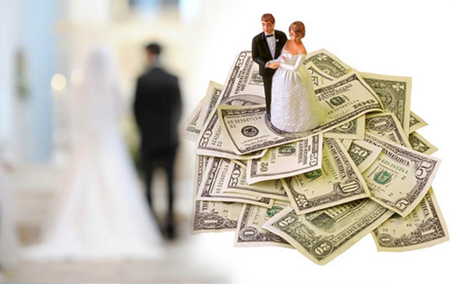 Сччитаем свадебные расходы