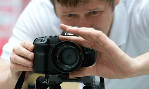 Профессиональная съемка видеовизиток в Петербурге