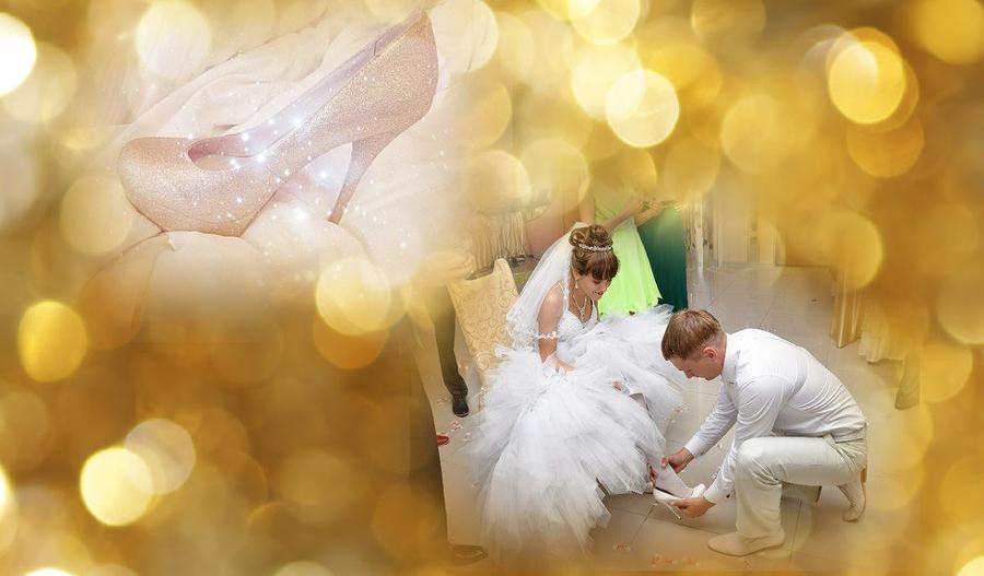 Украденная туфелька невесты