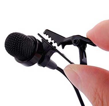 Микрофон также необходим
