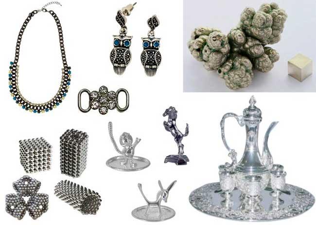 Подарок в виде посуды на Никелевую свадьбу