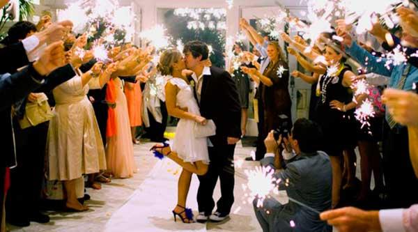 Подобрать свадебную музыку для романтики