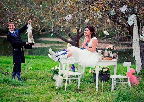 Свадьба Алисы
