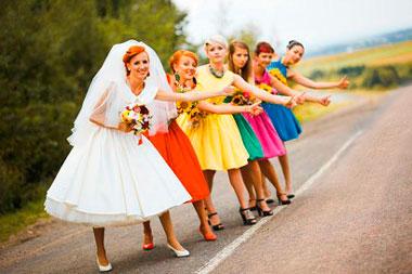 Какой стиль свадьбы выбрать?