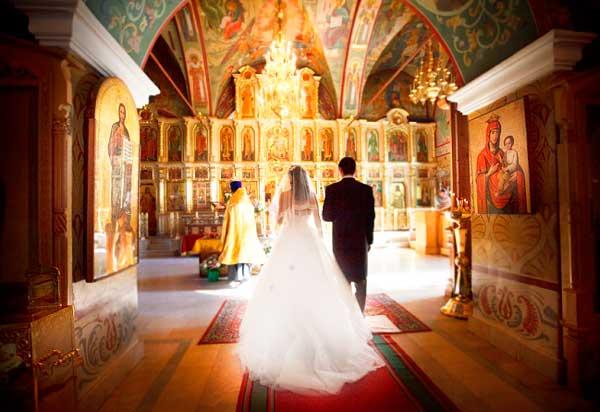 Схемка свадебного вечнания