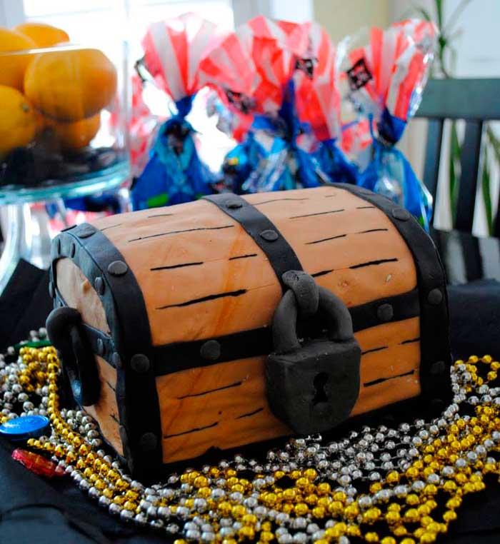 Атрибуты свадьбы в Пиратском стиле