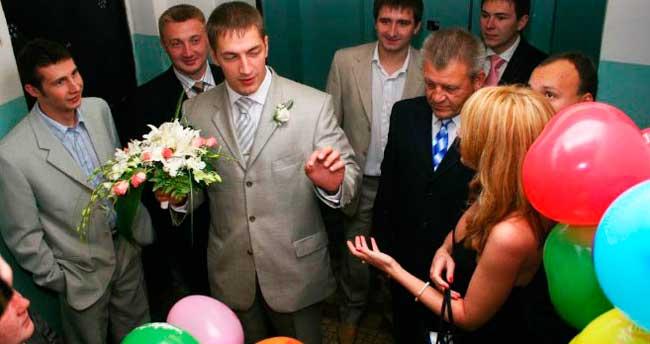 сценарий знакомство родителей жениха и невесты что говорить