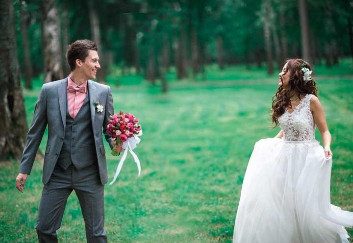 Быстрый выкуп невесты на свадьбу