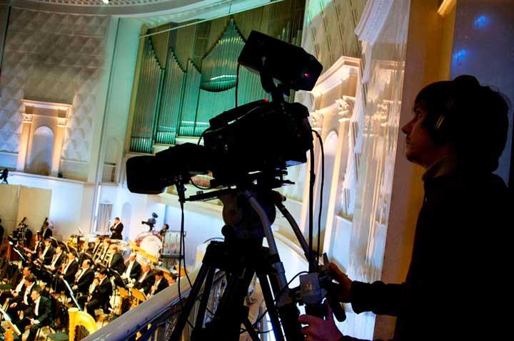 Видеооператор для спектаклей