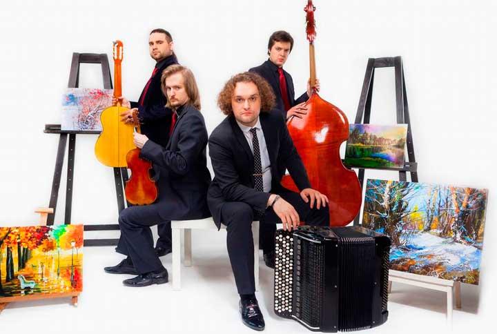 Видеосъемка музыкальной группы