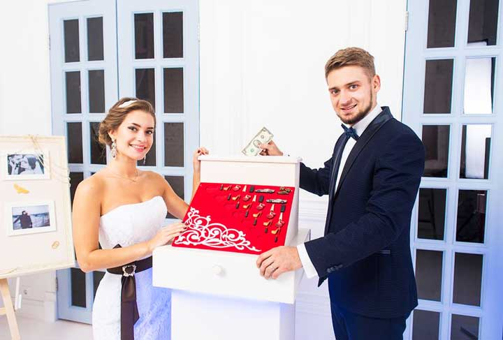 Выкуп в доме невесты - квест