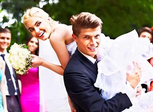 Жених украл невесту