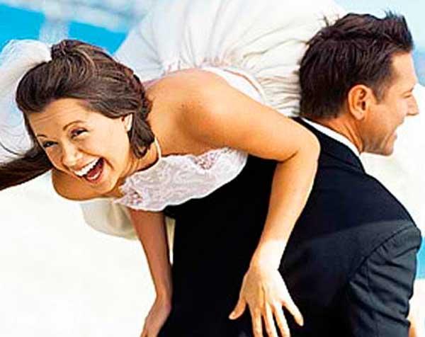Зачем похищать невесту на свадьбу