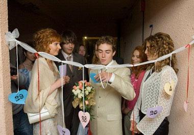 Идеи для выкупа невесты
