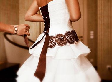 Кофейная_свадьба_платье невесты?