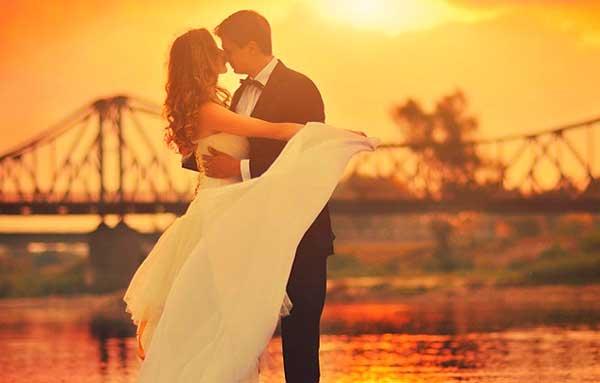 Красивый свадебный клип от оператора