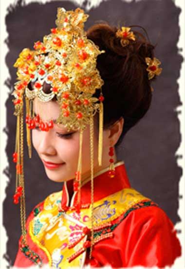 Сценарий невесты в японском стиле