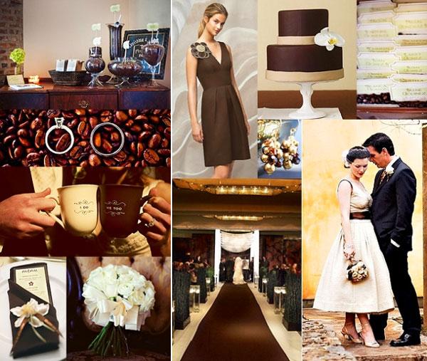Свадьба в койфеном стиле жених