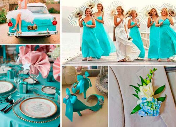 Автомобиль на свадьбу Тиффани