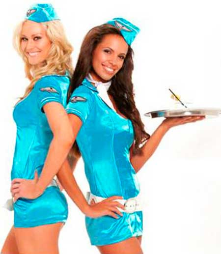 Сценарий авиакомпании