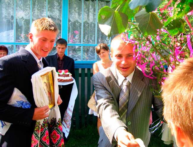 Сценарий быстрого выкупа на свадьбе