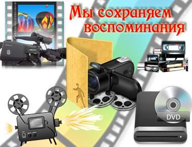 Съемка и видеоомонтаж по сценарию