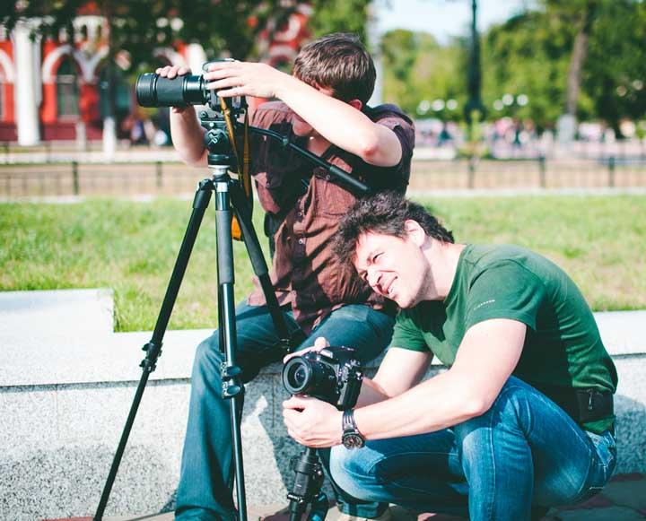 Съемка фильмов и клипов видеооператорами