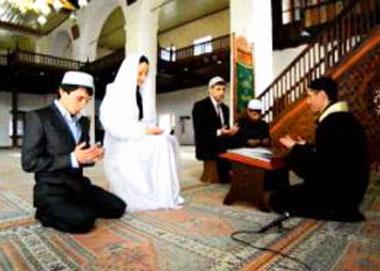 Брак масульман