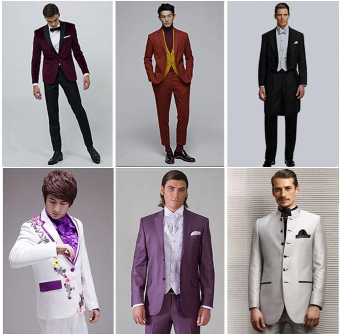 Как выбирать мужской костюм для свадьбы