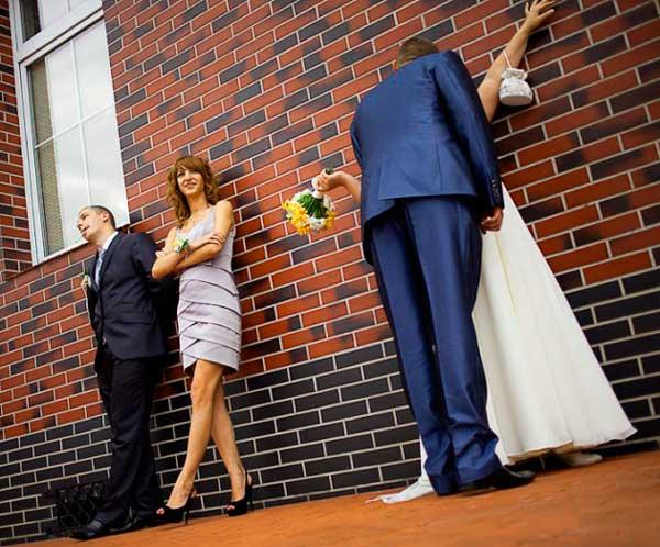 Главная обязанность свидетельницы на свадьбе