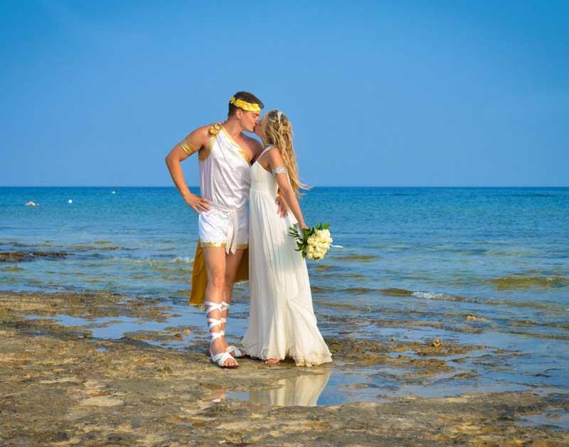 День греческой свадьбы