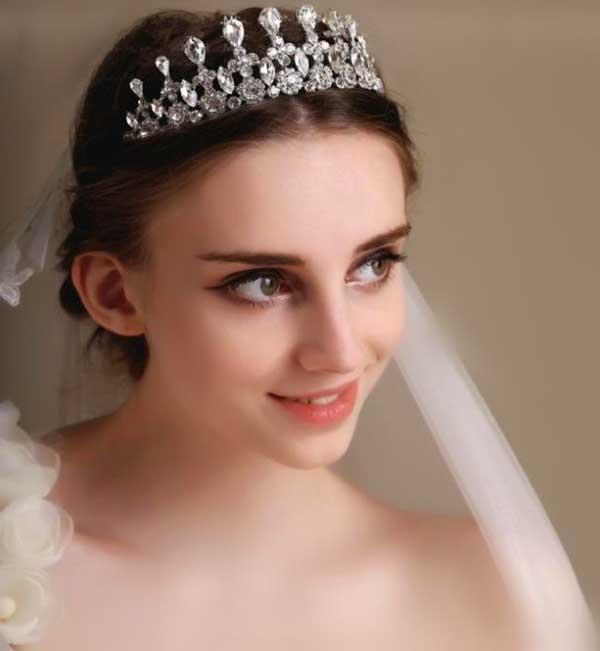 Диадема- свадебная корона