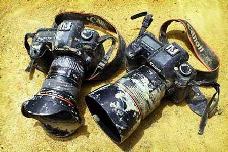 Защита камер в дождливую погоду