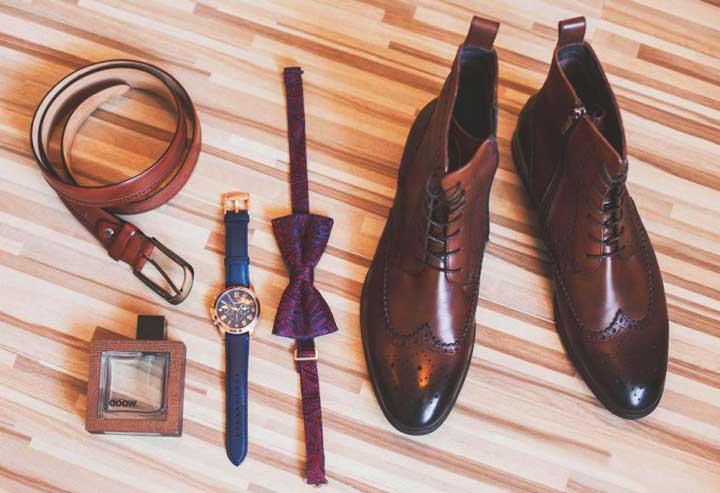 Обувь модного жениха