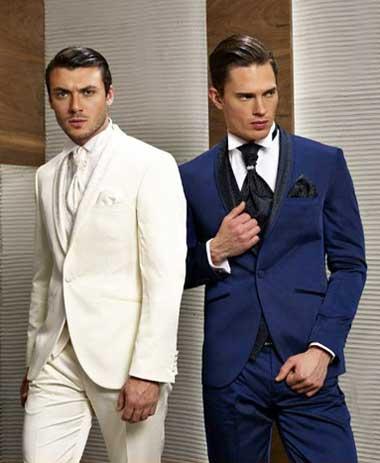 Стильный костюм на свадьбу