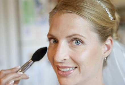 Тональный крем для невесты