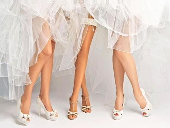 Туфли на свадебный день