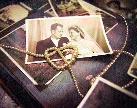 Жемчуга свадебные и фото