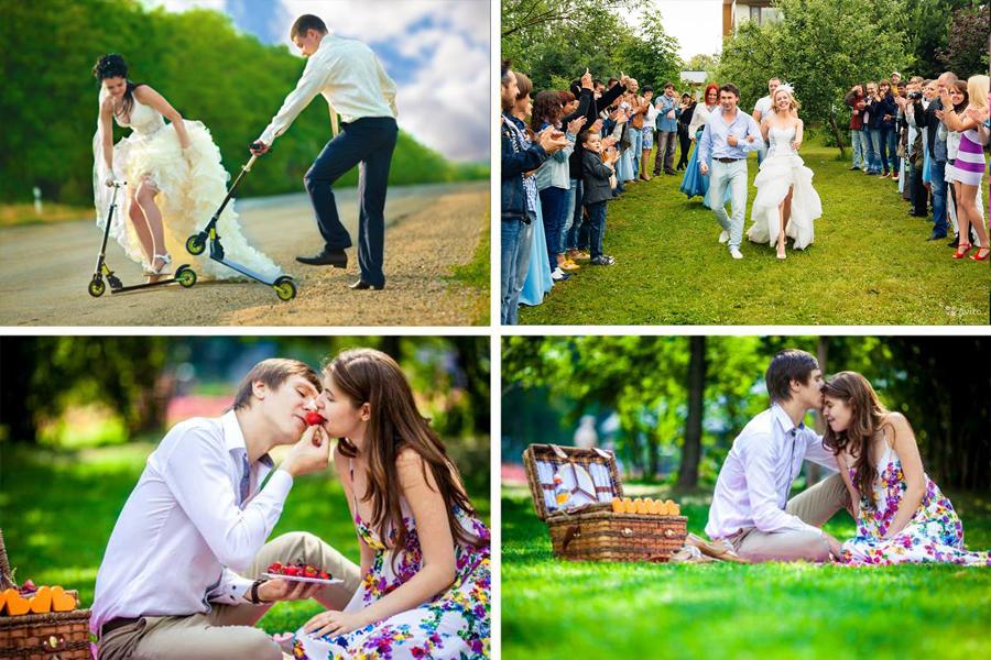 Игры на второй день свадьбы