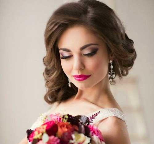 макиаж-невесты