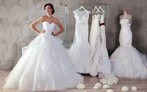 платье-свадебное