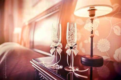 свадебное-оформление-бокалов