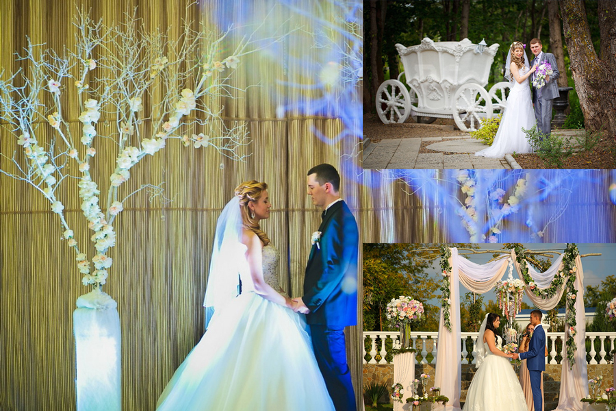 Сюжеты идеальной свадьбы
