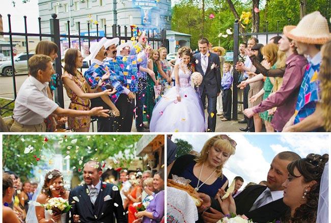 Сценарий свадьбы дома