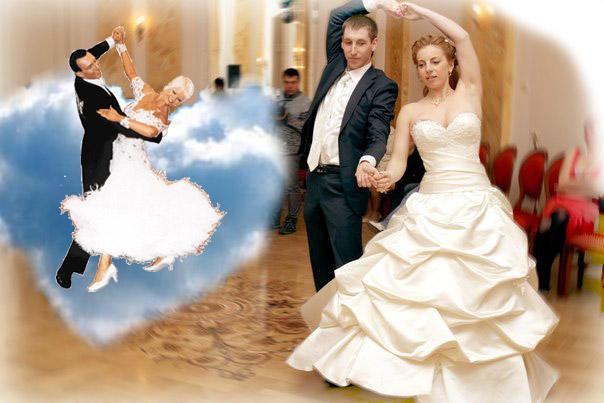 Разновидности вальса на свадьбу